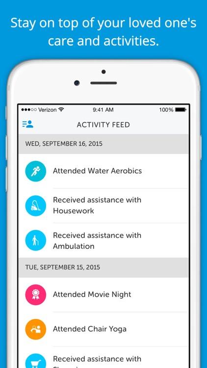 Caremerge Family App