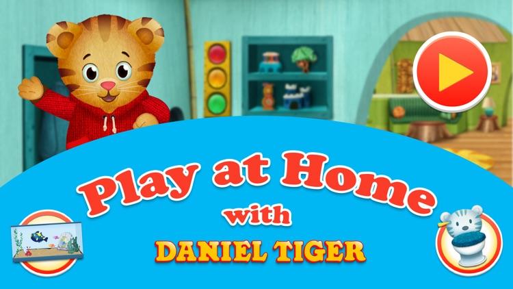 Daniel Tiger's Play at Home
