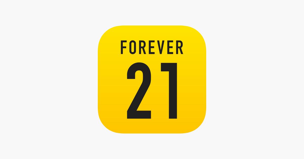 54b2b170fd50e  Forever 21 on the App Store