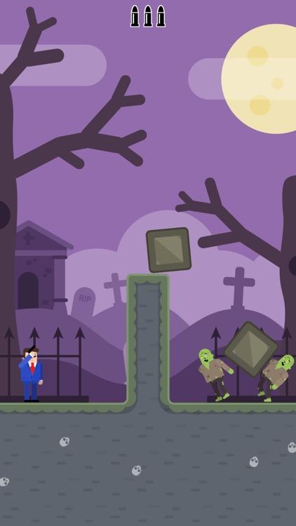 Mr Bullet - Spy Puzzles screenshot-3