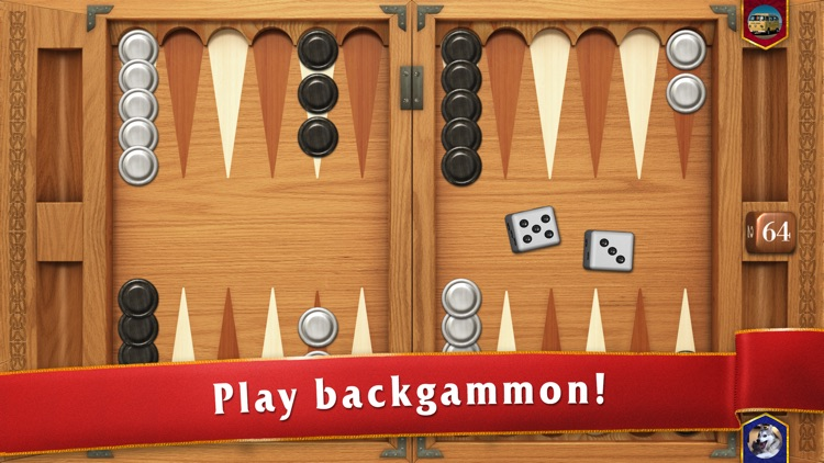 Backgammon Masters Online screenshot-0
