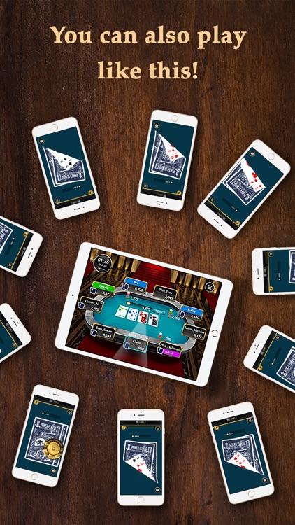 Pokerrrr 2-Poker with Buddies screenshot-5