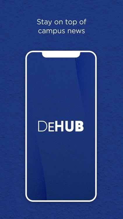 DeHUB: DePaul Engagement HUB by DePaul University