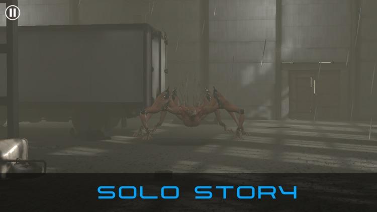 Cybersoul - Evil Rise 2 screenshot-5