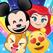 ディズニー emojiマッチ