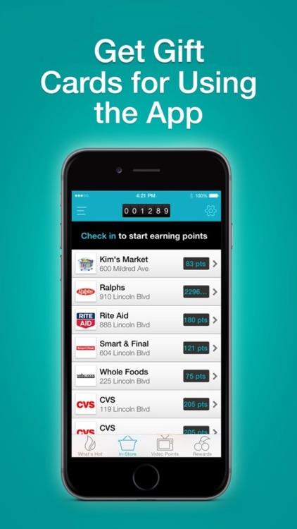 CheckPoints #1 Rewards App screenshot-4