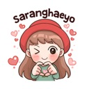 #1 I love KPOP Stickers Pack