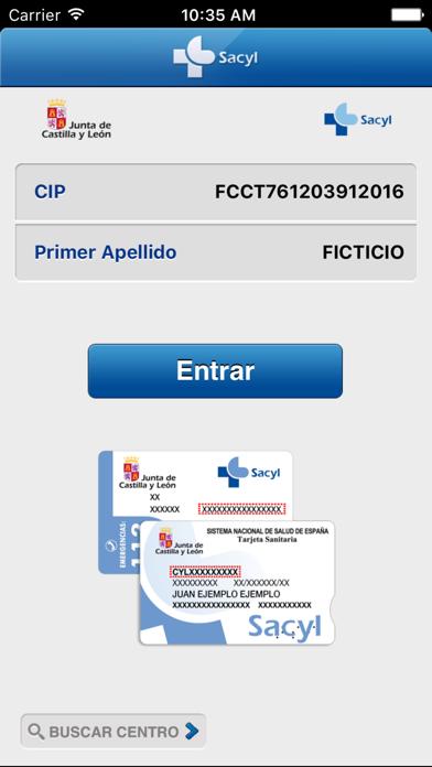Descargar SACYL CONECTA para Android