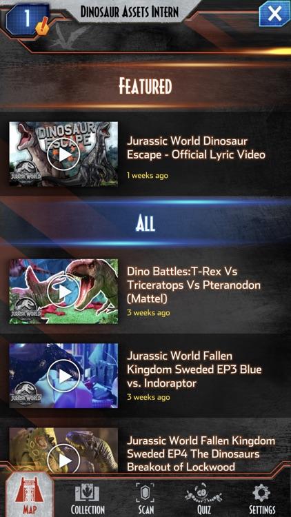 Jurassic World Facts screenshot-3