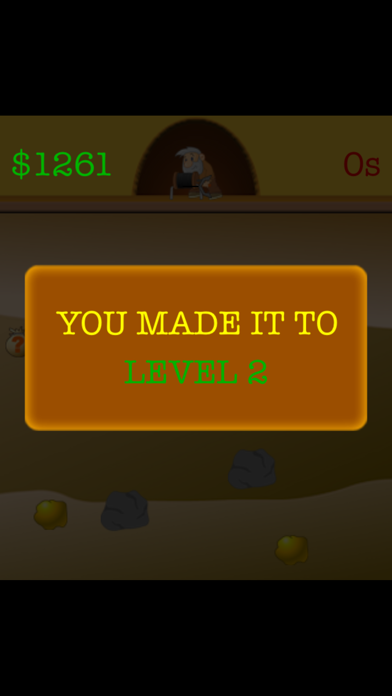Gold Miner (Game For Watch) screenshot 3