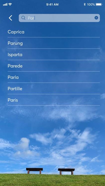Weather forecast - radar screenshot-8