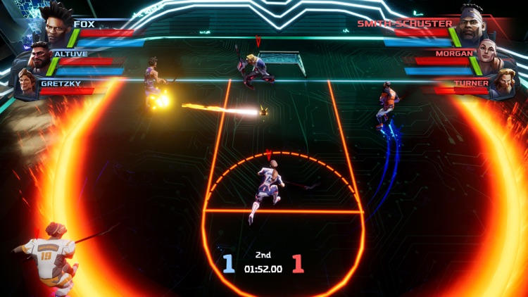 Ultimate Rivals: The Rink screenshot-2