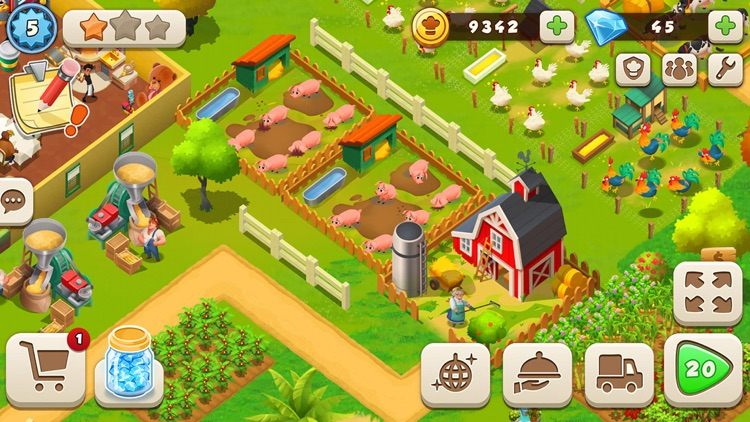 Tasty Town - The Cooking Game screenshot-8