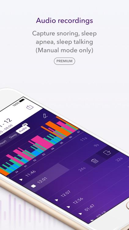 Pillow Automatic Sleep Tracker screenshot-5