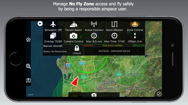 Map Pilot for DJI by Drones Made Easy