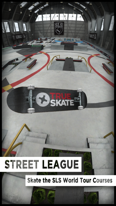 Screenshot for True Skate in Switzerland App Store