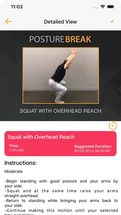 The PostureBreak App screenshot-7