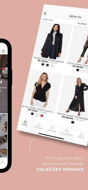 269e7f673 AMARO - Comprar Moda Feminina na App Store