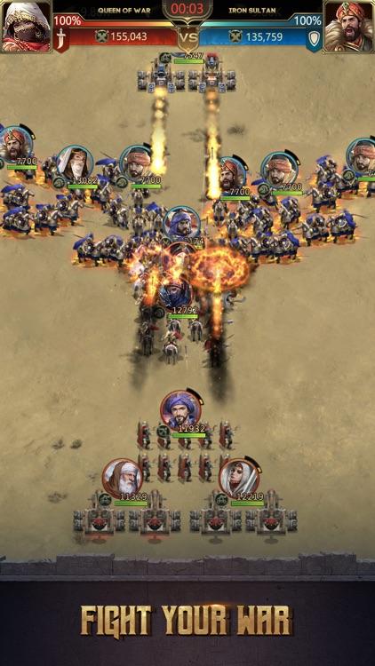 Conquerors: Golden Age screenshot-3