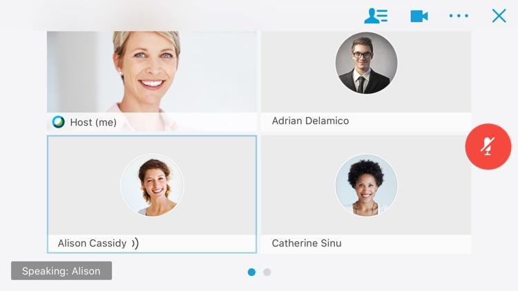 Cisco Webex Meetings screenshot-3
