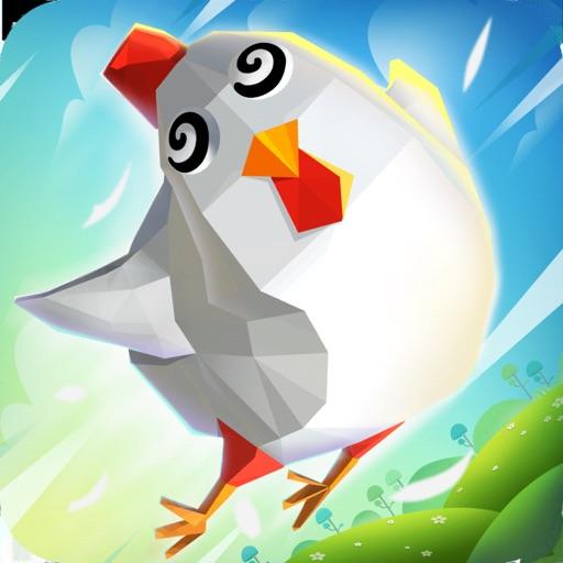 Flying Chicken - Crazy Rush