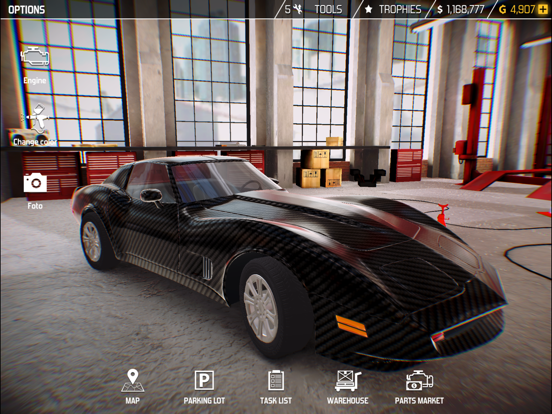 Car Mechanic Simulator 18 - Revenue & Download estimates - Apple App