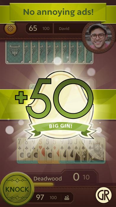 Grand Gin Rummy 2: Card Game screenshot three