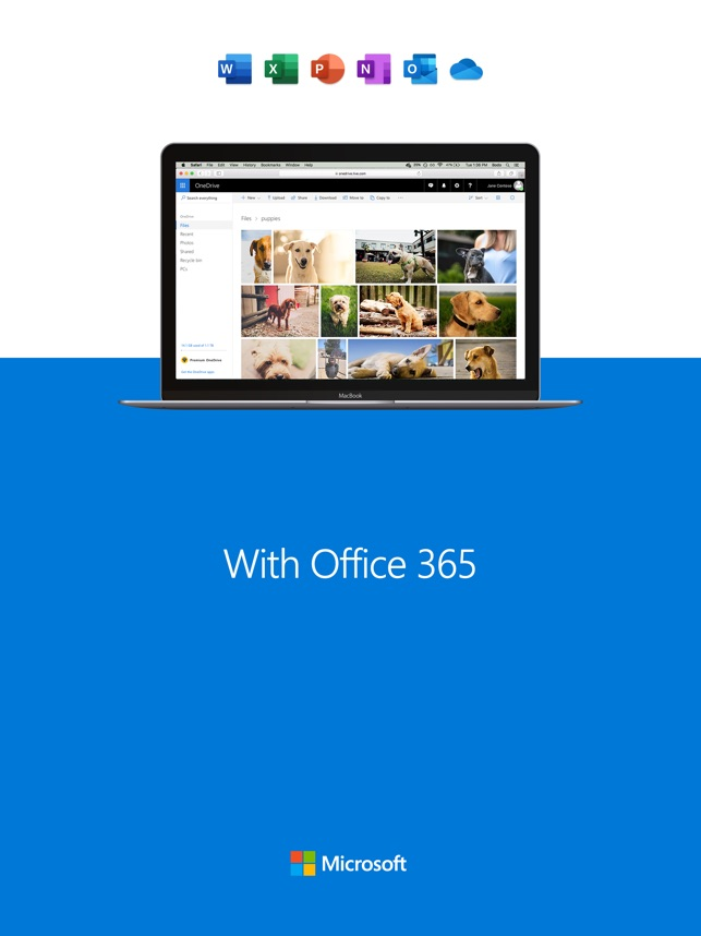 Microsoft OneDrive on the App Store