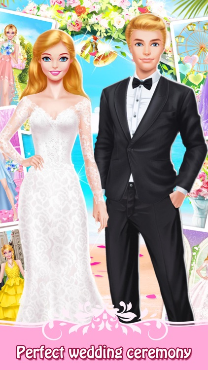 Makeup Games: Wedding Artist screenshot-3