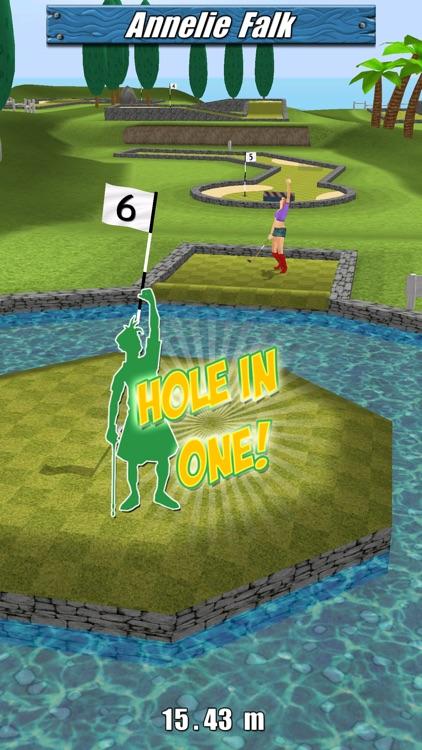 My Golf 3D screenshot-3