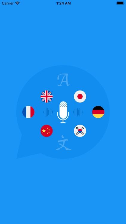 Voice Translation Lite screenshot-5