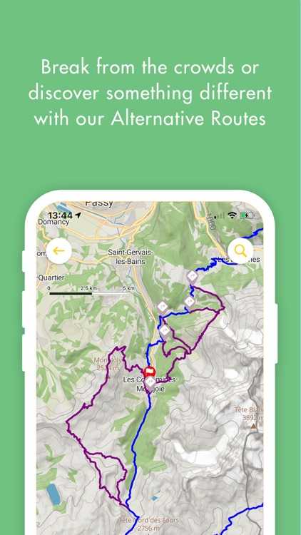 Hiiker: Long-Distance Trails screenshot-5