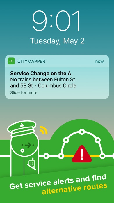 Screenshot for Citymapper Transit Navigation in United States App Store