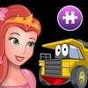 Puzzles Kids Love - iPhoneアプリ