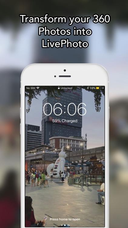 Live 360 screenshot-3