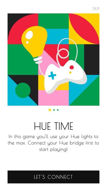 Huephoria - Hue light game