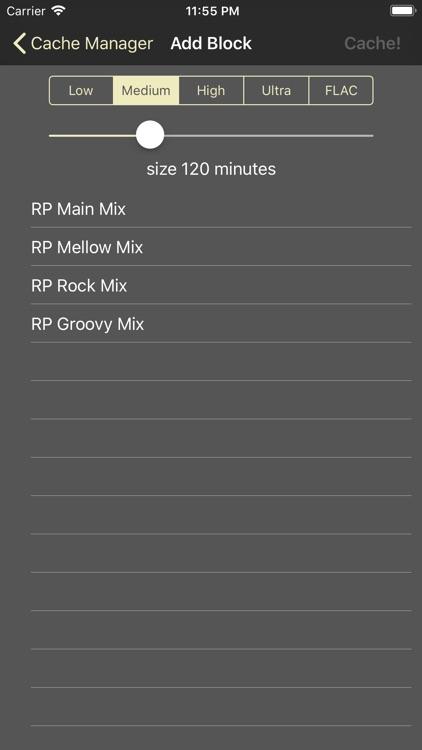 Radio Paradise screenshot-6