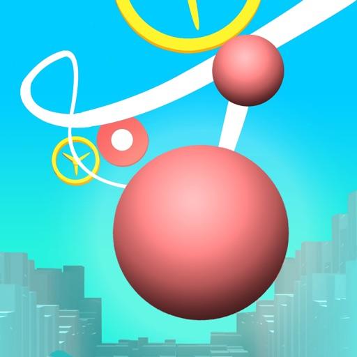 Line Ball: Color Smash Games iOS App