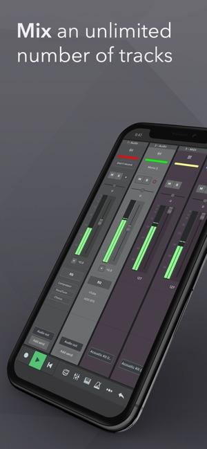 n-Track Studio DAW 9 on the App Store