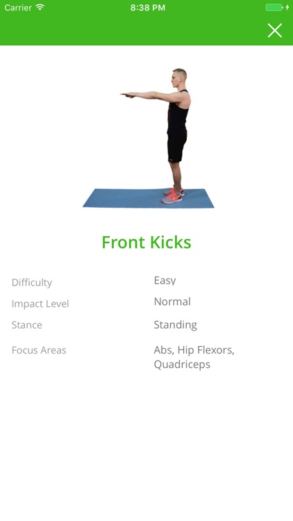 My coach -home workout trainer