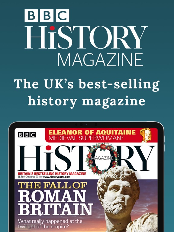 BBC History Magazine – all about the past, from the Romans to Henry VIII to Winston Churchill screenshot