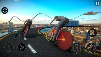 Impossible BMX Stunts Rider screenshot three