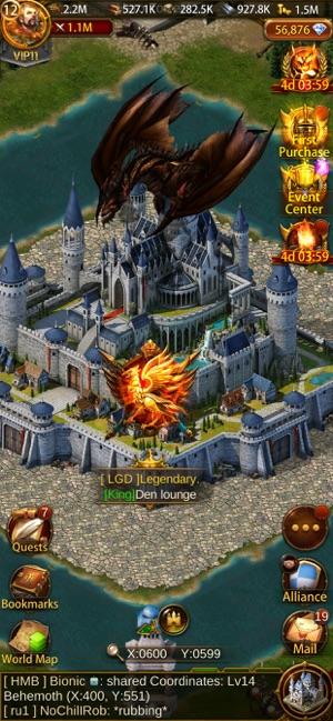 エボニー - 王の帰還 Screenshot