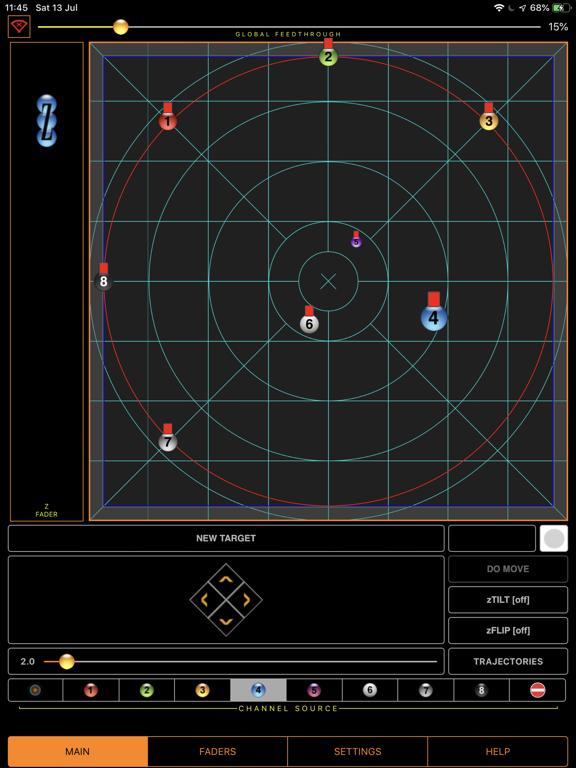 X Air Axis screenshot 6