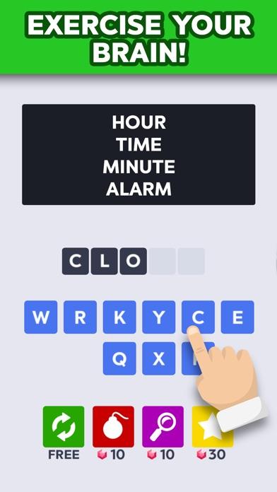 Word to Word®: Fun Brain Games