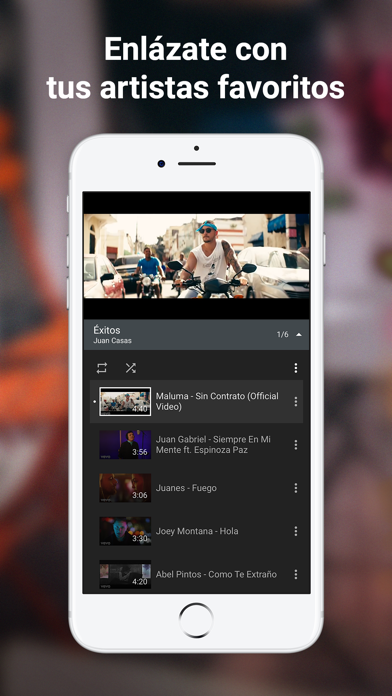 Screenshot for YouTube in Chile App Store