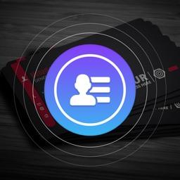 Business card Scanner - Holder