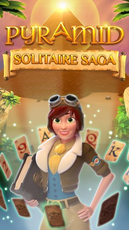 Pyramid Solitaire Saga screenshot-4