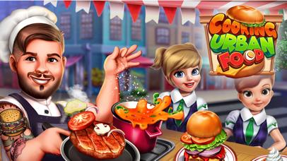 最新スマホゲームのCookingUrbanFoodRestaurantが配信開始!