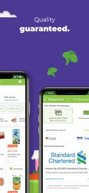 HappyFresh - Grocery Delivery on the App Store